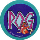 Pog n°85 - Pogman V - Série n°1 - World Pog Federation (WPF)