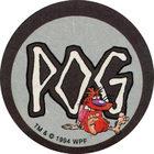Pog n°87 - Pogman VI - Série n°1 - World Pog Federation (WPF)