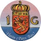 Pog n°8 - Florin (Pays-Bas) - CIC'S - Divers