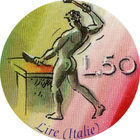 Pog n°10 - Lire (italie) - CIC'S - Divers