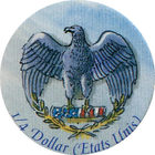 Pog n°17 - 1/4 Dollar (Etats-unis) - CIC'S - Divers
