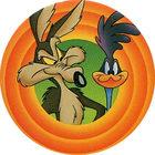 Pog n°4 - Bip Bip et Coyote - Looney Tunes - LU - Divers
