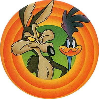Pog n° - Looney Tunes - LU - Divers