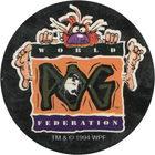 Pog n°96 - Pogman IX - Série n°1 - World Pog Federation (WPF)
