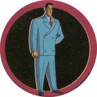 Pog n°4 - Harvey Derk - Batman - World Pog Federation (WPF)
