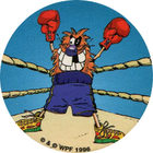 Pog n°4 - Vico - Pogman - World Pog Federation (WPF)