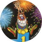 Pog n°20 - Vico - Pogman - World Pog Federation (WPF)
