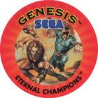 Pog n°1 - Eternal Champions - SEGA - World Pog Federation (WPF)