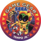 Pog n°2 - Tempo JR. - SEGA - World Pog Federation (WPF)