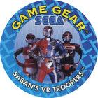 Pog n°4 - Saban's VR Troopers - SEGA - World Pog Federation (WPF)
