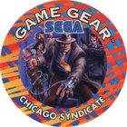 Pog n°6 - Chicago Syndicate - SEGA - World Pog Federation (WPF)