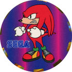 Pog n°1 - Sonic the Hedgehog - World Pog Federation (WPF)