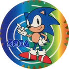 Pog n°2 - Sonic the Hedgehog - World Pog Federation (WPF)