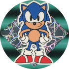Pog n°6 - Sonic the Hedgehog - World Pog Federation (WPF)
