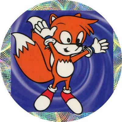 Pog n° - Sonic the Hedgehog - World Pog Federation (WPF)