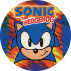 Pog n°10 - Sonic the Hedgehog - World Pog Federation (WPF)