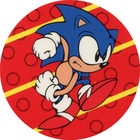 Pog n°14 - Sonic the Hedgehog - World Pog Federation (WPF)