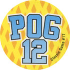 Pog n°18 - POG Classic Game - Global Pog Association (GPA)