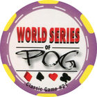 Pog n°22 - POG Classic Game - Global Pog Association (GPA)