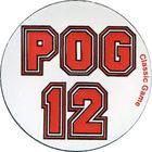 Pog n°2 - POG Classic Game - Slammers - Global Pog Association (GPA)