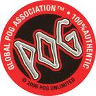 Pog n°1 - 100% Authentic - POG Soccer Game - Global Pog Association (GPA)