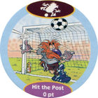 Pog n°3 - Hit the Post 1 - POG Soccer Game - Global Pog Association (GPA)