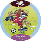Pog n°4 - Free Kick 1 - POG Soccer Game - Global Pog Association (GPA)