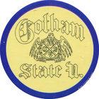 Pog n°5 - Gotham State - Batman - World Pog Federation (WPF)