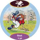 Pog n°5 - Goal 1 - POG Soccer Game - Global Pog Association (GPA)