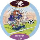 Pog n°6 - Throw In 1 - POG Soccer Game - Global Pog Association (GPA)