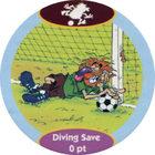 Pog n°11 - Driving Save 1 - POG Soccer Game - Global Pog Association (GPA)