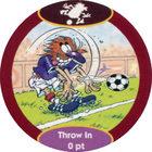 Pog n°13 - Throw In 2 - POG Soccer Game - Global Pog Association (GPA)