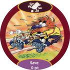 Pog n°17 - Save 2 - POG Soccer Game - Global Pog Association (GPA)