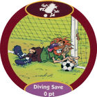 Pog n°19 - Driving Save 2 - POG Soccer Game - Global Pog Association (GPA)