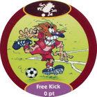 Pog n°21 - Free Kick 2 - POG Soccer Game - Global Pog Association (GPA)