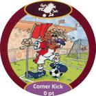 Pog n°22 - Corner Kick 2 - POG Soccer Game - Global Pog Association (GPA)