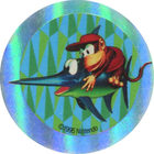 Pog n°13 - Donkey Kong Country - POG Pitchin'Game - World Pog Federation (WPF)