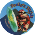 Pog n°32 - Donkey Kong Country - POG Pitchin'Game - World Pog Federation (WPF)
