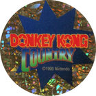 Pog n°33 - Donkey Kong Country - POG Pitchin'Game - World Pog Federation (WPF)