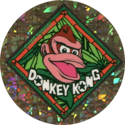 Pog n° - Donkey Kong Country - POG Pitchin'Game - World Pog Federation (WPF)