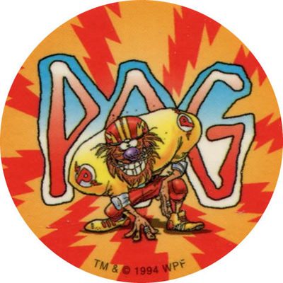 Pog n° - The Game - World Pog Federation (WPF)