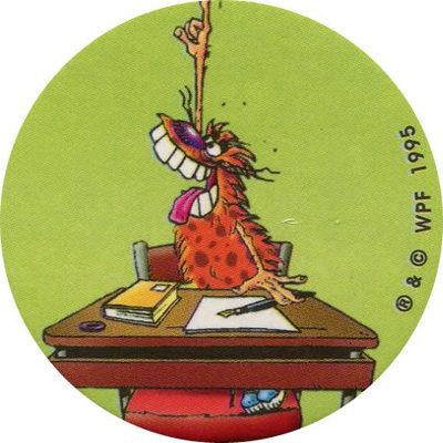 Pog n° - Oxford - World Pog Federation (WPF)