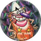 Pog n°26 - POG BLANC - Série n°2 - World Pog Federation (WPF)