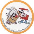 Pog n°1 - Cookie Crisp - Sonic The Hedgehog - Divers