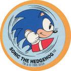 Pog n°2 - Cookie Crisp - Sonic The Hedgehog - Divers