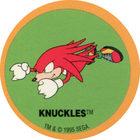 Pog n°3 - Cookie Crisp - Sonic The Hedgehog - Divers