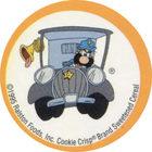 Pog n°4 - Cookie Crisp - Sonic The Hedgehog - Divers