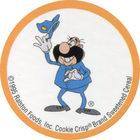 Pog n°5 - Cookie Crisp - Sonic The Hedgehog - Divers