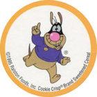 Pog n°8 - Cookie Crisp - Sonic The Hedgehog - Divers