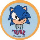 Pog n°9 - Cookie Crisp - Sonic The Hedgehog - Divers